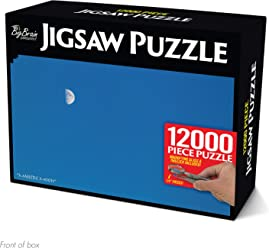 "Prank Pack""12,000 Piece Puzzle"" - Wrap Your Real Gift in a Funny Joke Gift Box - by Prank-O"