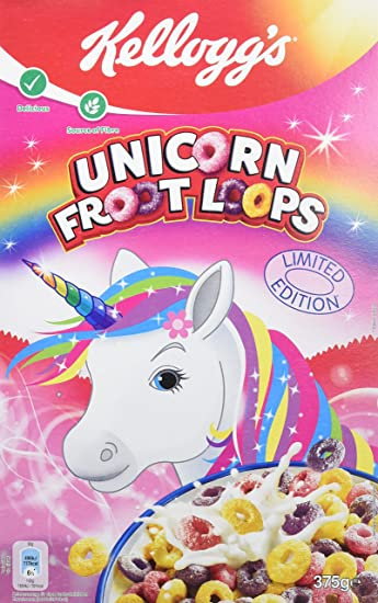 Kelloggs Froot Loops, Cereal infantil - 375 ...