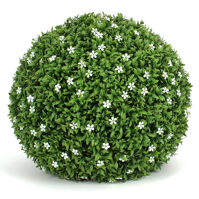 3rd Street Inn Boxwood Topiary Ball - 7