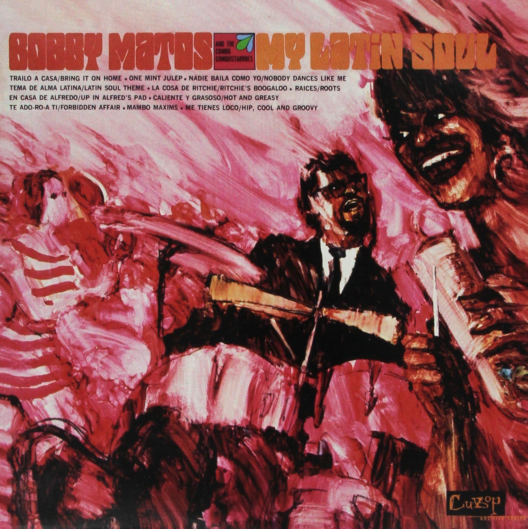 My Latin Soul [Vinyl] by Imports