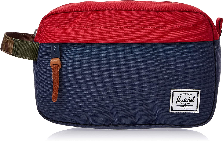 Herschel Sport Camo Bleu Marine//Rouge//Bois/é