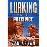 Lurking on the Precipice (A Pari Malik Mystery Book 2)