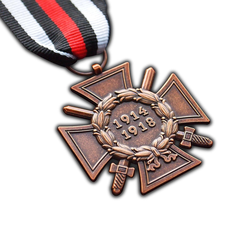 La cruz del Honor de la Guerra Mundial 1914–1918Ww1alemán Hindenburg Cruz Repro Trikoty