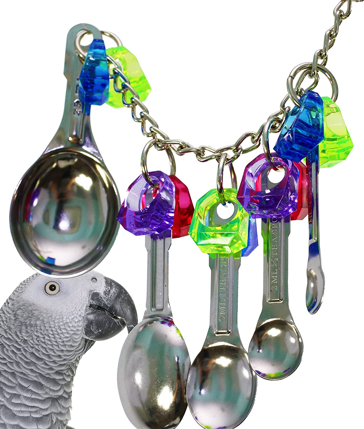 Bonka Bird Toys Delight African Grey Parrot Cages Bird Toy Bird Cage Toys