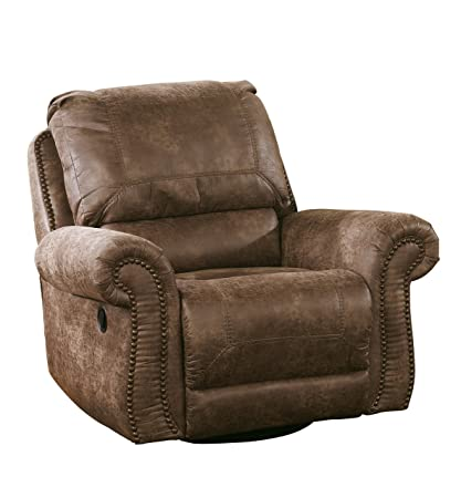 Amazon Com Ashley Furniture Signature Design Oberson Swivel
