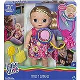 Baby Alive - Mimos y cuidados (Hasbro C0957105)