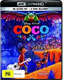 Coco (4K Ultra HD + Blu-ray + Bonus)