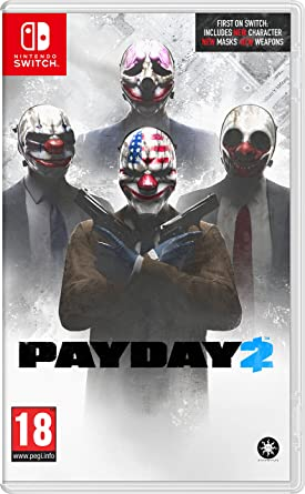 payday 2 song