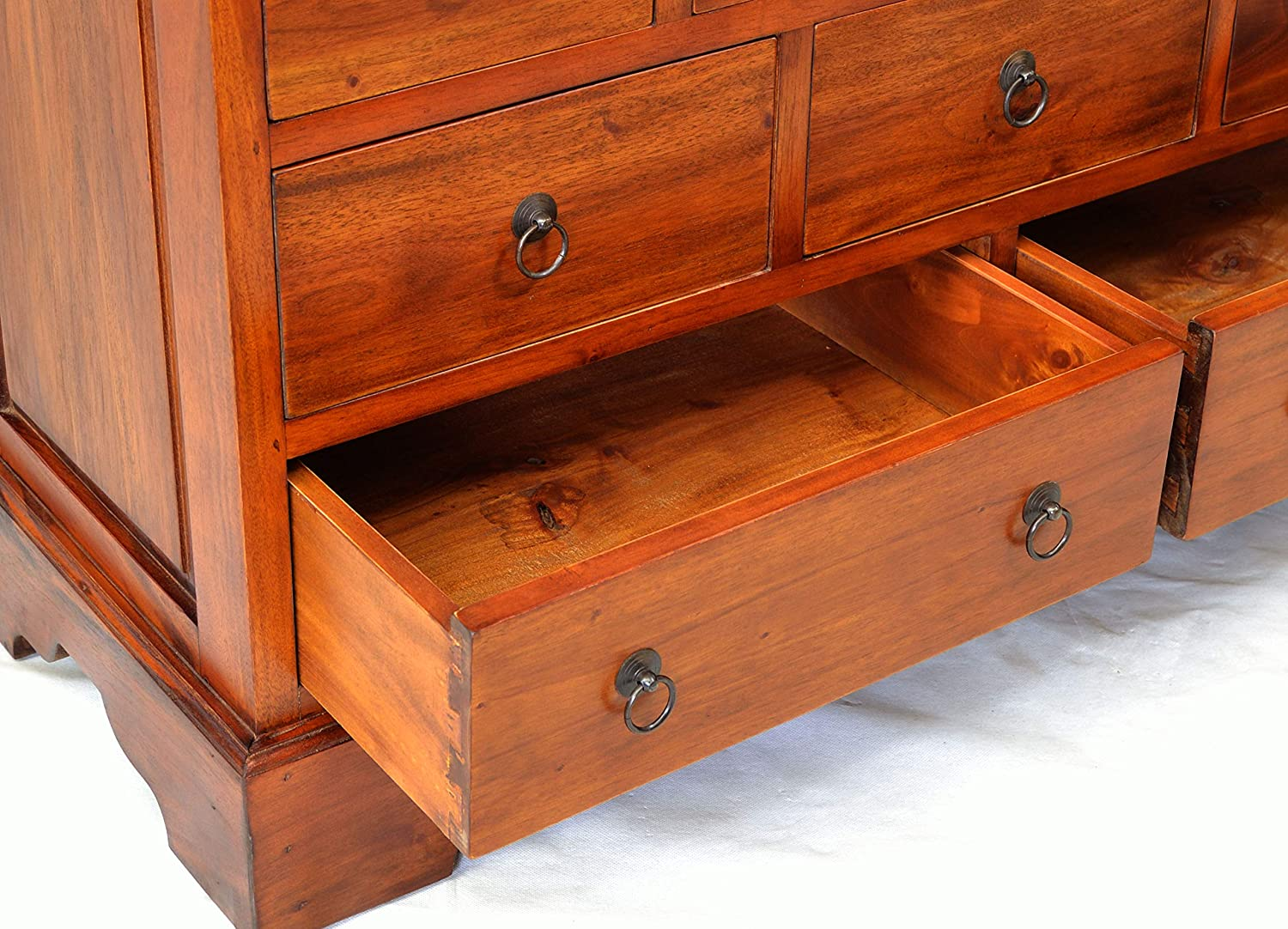 Plan Chest Edwardian Mahogany Music Edwardian (1901-1910) Antiques