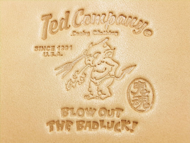 Tedman Mens Casual Zip Around Leather Long Wallet Made in Japan TDW-250