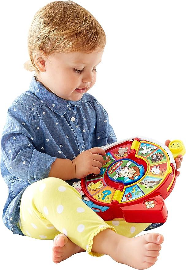 Fisher-Price Little People CJC43 Juguete Musical - Juguetes Musicales (1,5 año(s), 5 año(s), Niño/niña,, Batería, AA): Amazon.es: Juguetes y juegos