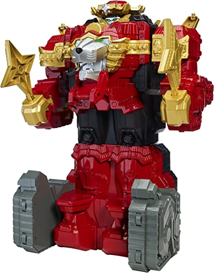 Amazon.com: Power Rangers 43610 Ninja Steel Lion Fire ...