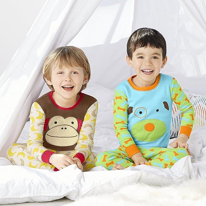 28310b24a Skip Hop Boys  Kids Zoojamas  Amazon.ca  Clothing   Accessories