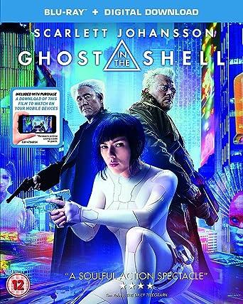 Ghost In The Shell Edizione: Regno Unito Reino Unido Blu-ray: Amazon.es: Cine y Series TV