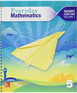 Amazon everyday mathematics 4 grade 4 student reference book university of chicago school mathematics project everyday mathematics grade 5 teachers lesson guide fandeluxe Gallery