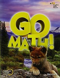 Go Math Grade 1 Student Practice Book Houghton Mifflin Harcourt