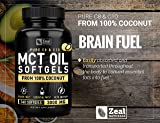 Pure MCT Oil Capsules (360 Softgels | 3000mg) 4