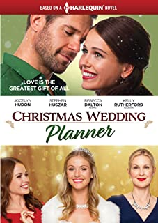 Book Cover: Christmas Wedding Planner
