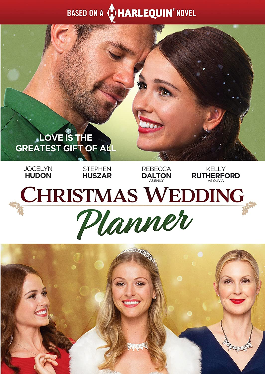 Christmas Wedding Planner Amazon De Dvd Blu Ray