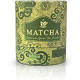 Amaara Herbs Matcha Japanese Green Tea Powder, 10x Stronger Than Any Brewed Green-Tea, 50g