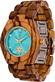 Maui Kool Wooden Watch Hana Collection For Women Analog Wood Watch Bamboo Gift Box