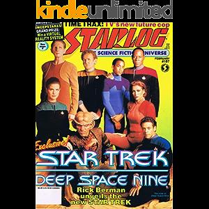 Starlog Magazine The Sci Fi Comics: February 1993