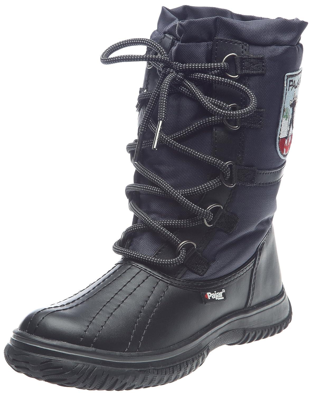 Pajar Women's Grip Low Boot B004W2W4XS 36 M EU / 5-5.5 B(M) US|Black/Navy
