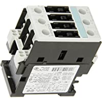 Siemens 3RT10 23-3AP60 Motor Contactor 3 Poles Spring Loaded Terminals S0 Frame Size 240V at 60Hz and 220V at 50Hz AC Coil Voltage