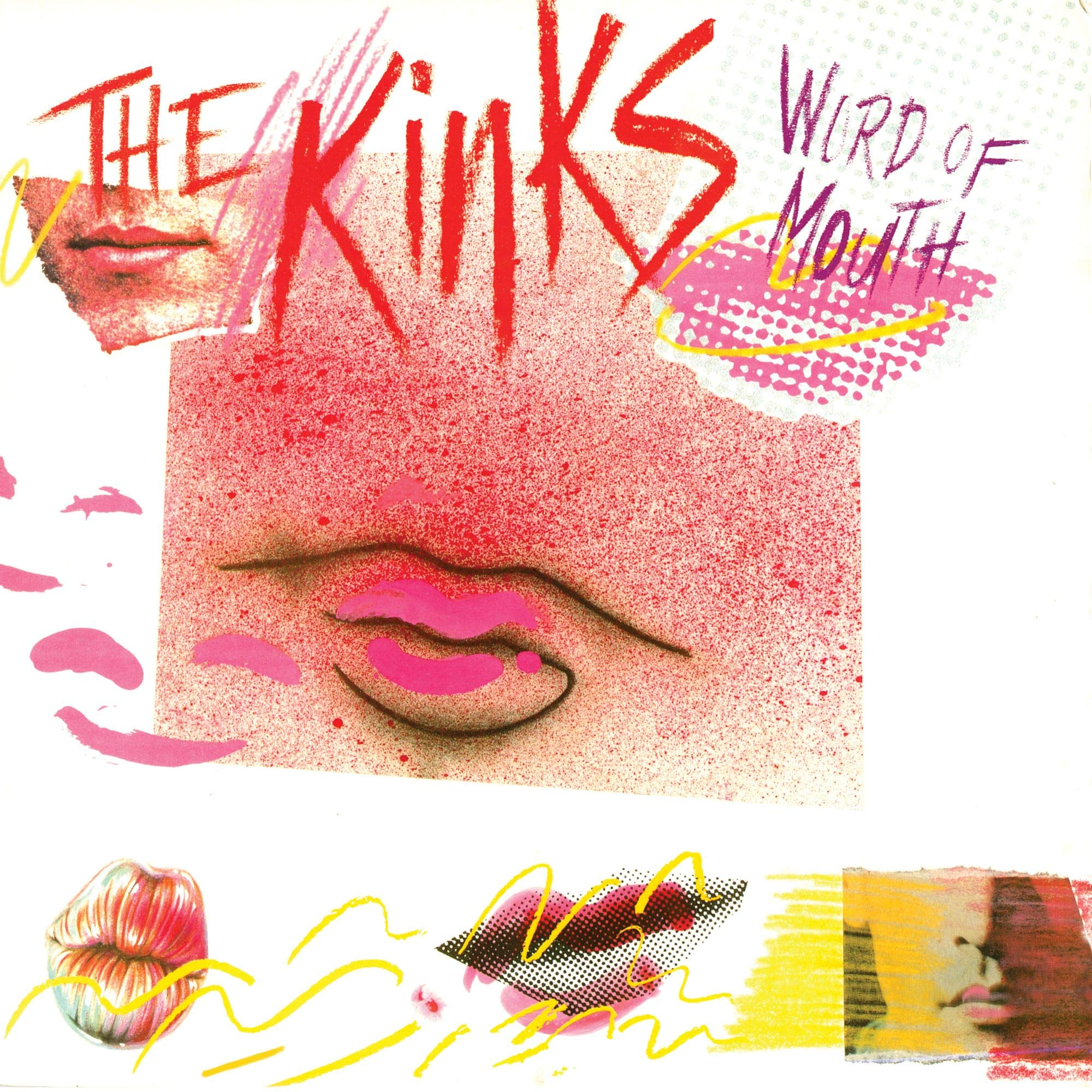 Vinilo : The Kinks - Word Of Mouth (180 Gram Vinyl, Gatefold LP Jacket, Limited Edition, Colored Vinyl, Pink)