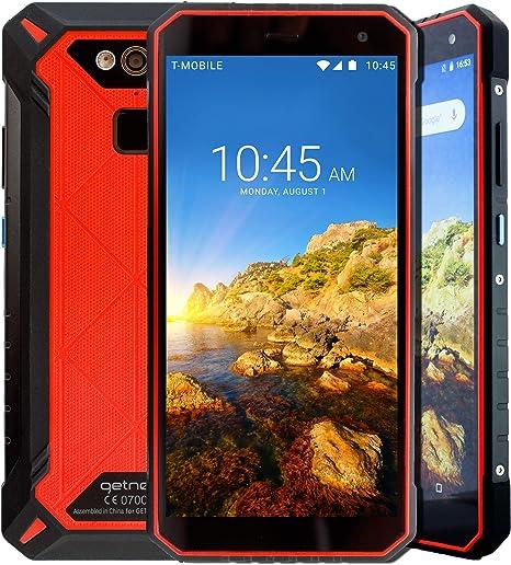 Getnord Leo - Smartphone para exteriores (IP68, resistente a los ...
