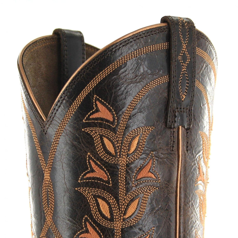 4687610afcb50d Ariat Desert Holly 17354 Chocolate Damen Westernstiefel Braun Damen  Cowboystiefel