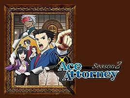 Amazon Com Watch Ace Attorney Season 2 Pt 2 Simuldub Prime