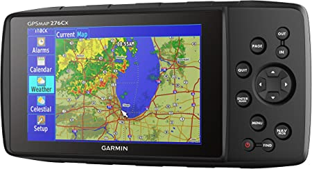 Plotter, GPSMAP 276CX, All Terrain: Amazon.es: Electrónica