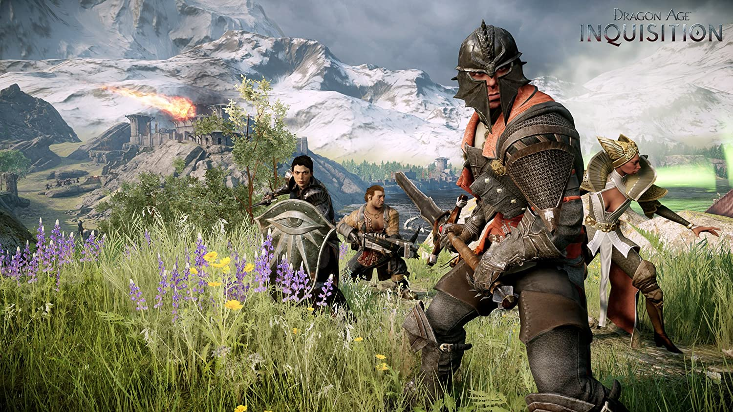 Dragon Age: Inquisition [Importación Alemana]: Amazon.es: Videojuegos
