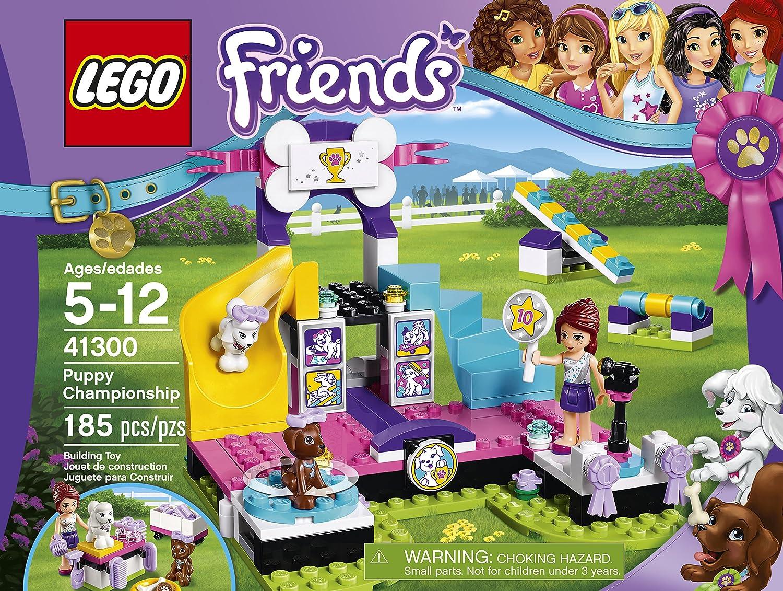 LEGO Friends Puppy Championship 41300 Popular Childrens Toy