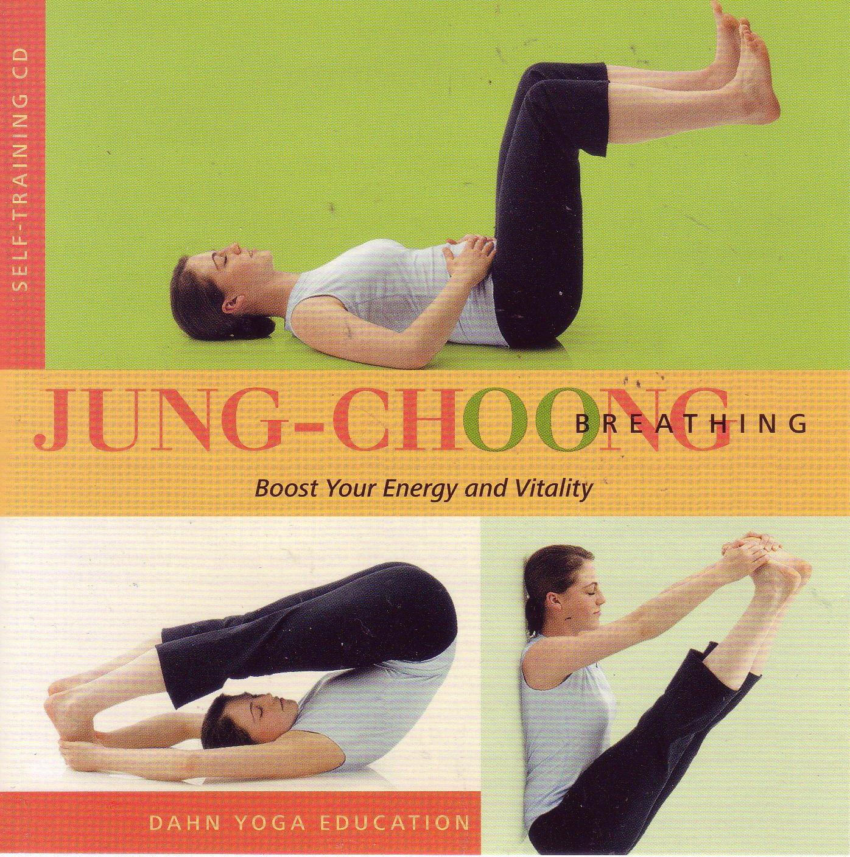 Jung Choong Breathing CD: Dahn Yoga Education: 9781932843187 ...
