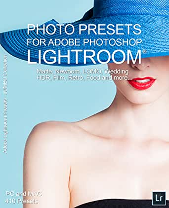 410 Professional Adobe Lightroom 4, 5, and 6 Presets - Jumbo Collection [Download]