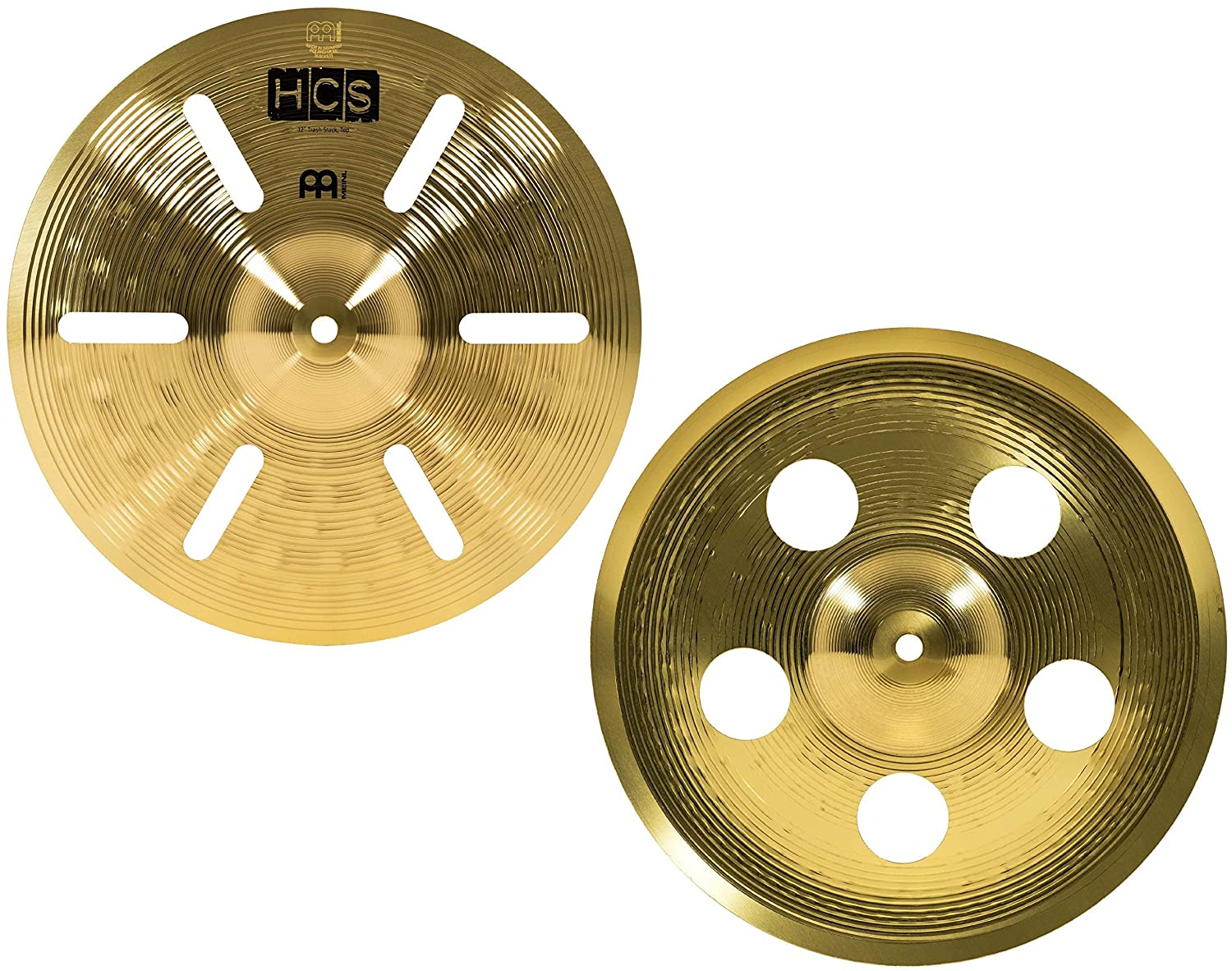 Meinl Cymbals hcs12trs Trash Stack