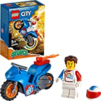 LEGO City 60298 Rocket Stunt Bike