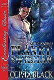 Planet Sweshan [Alien Lovers  3] (Siren Publishing Everlasting Classic ManLove) (English Edition)