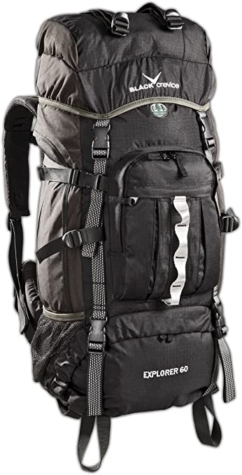 Black Crevice Explorer - Mochila