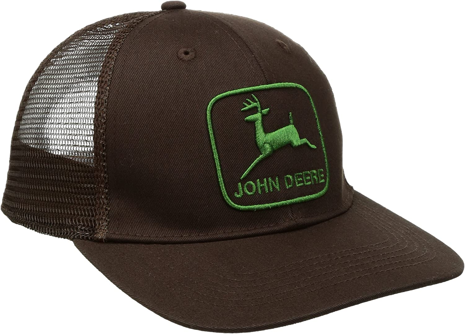 John Deere Mens Stretch Band Cap Mesh Back: Amazon.es: Ropa y ...
