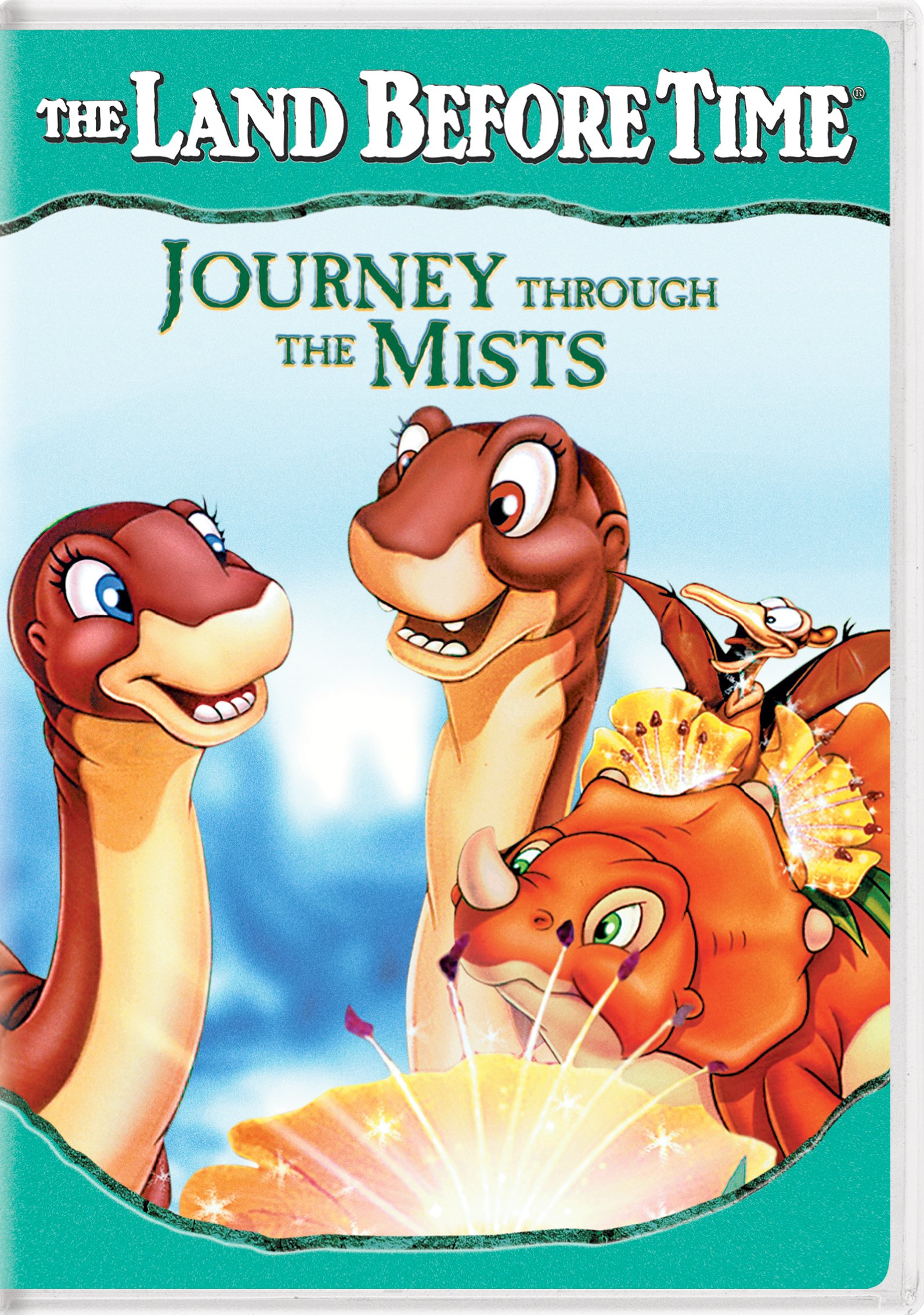 DVD : The Land Before Time: Journey Through The Mists (DVD)