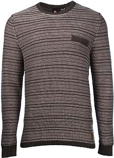 2273cbd4aa9 Amazon.com  Quiksilver Men s Lindow Crew Sweater  Clothing