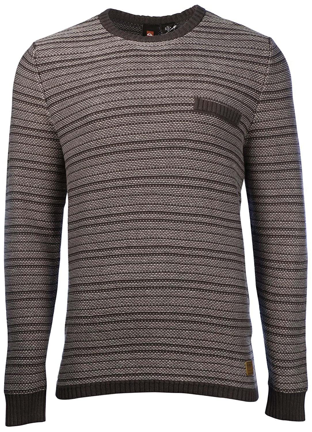 Quiksilver Mens Buswick Pullover Sweater AQYSW03007