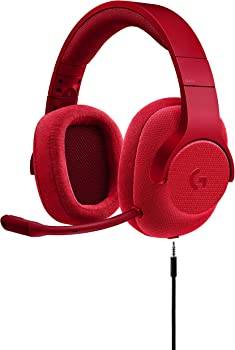 Logitech G433 7.1 Over-Ear Wired Surround Gaming Headset