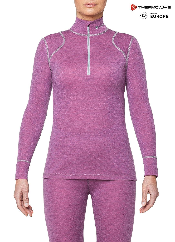 Thermowave - Merino Xtreme/Womens Merino Wool 200 GSM Thermal Underwear Shirt