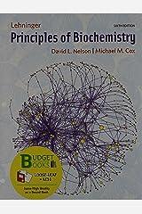 Loose-leaf Version for Principles of Biochemistry (Budget Books) Loose Leaf