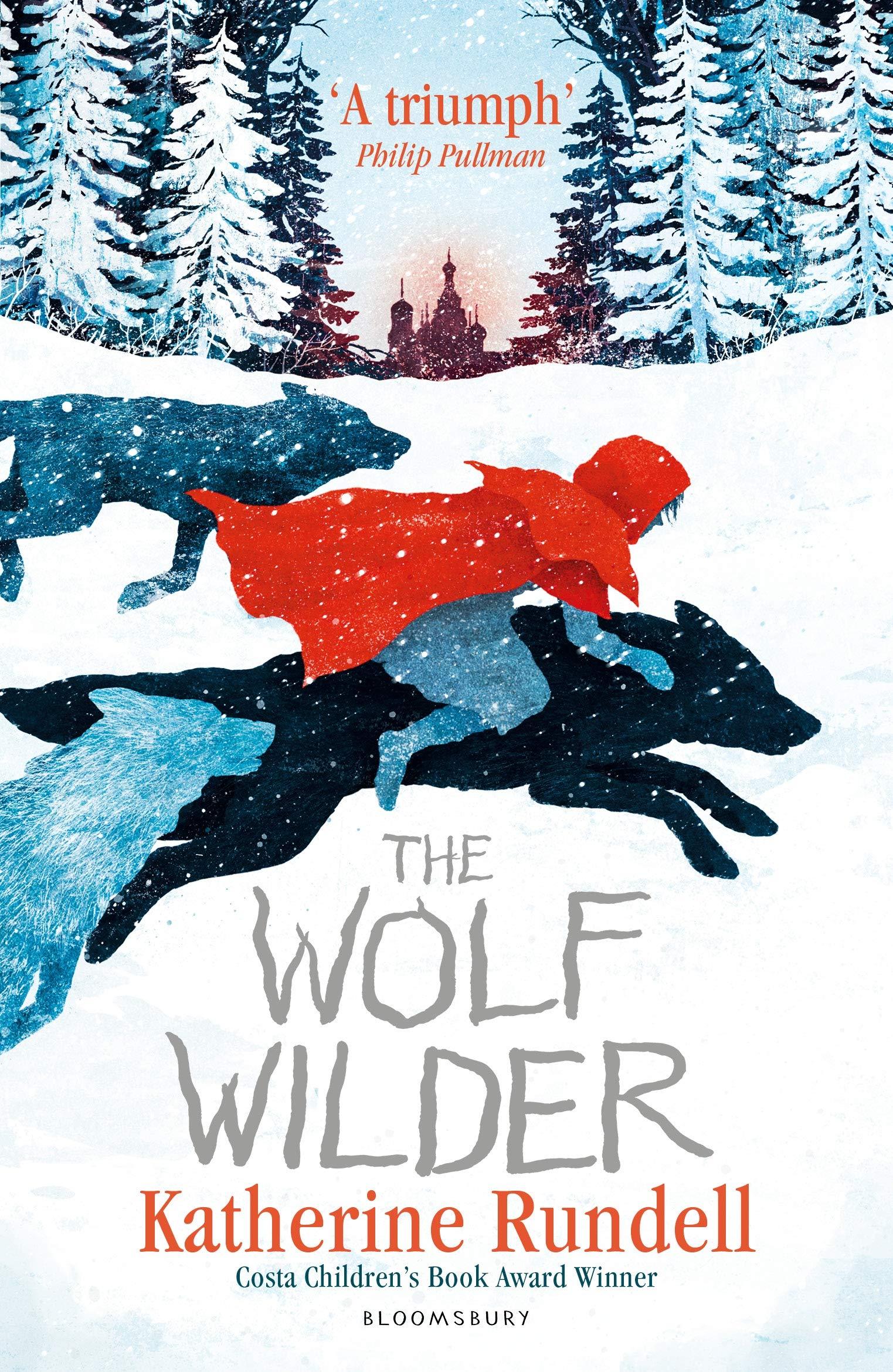 The Wolf Wilder: RUNDELL KATHERINE: 9781408854853: Amazon com: Books