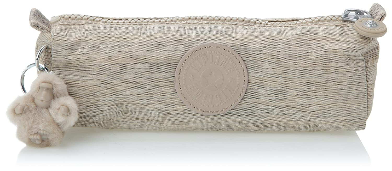 Amazon.com: Kipling Freedom Medium Pen Case Dazzling Beige ...